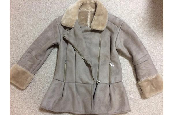 メルカリでコートを出品してみた